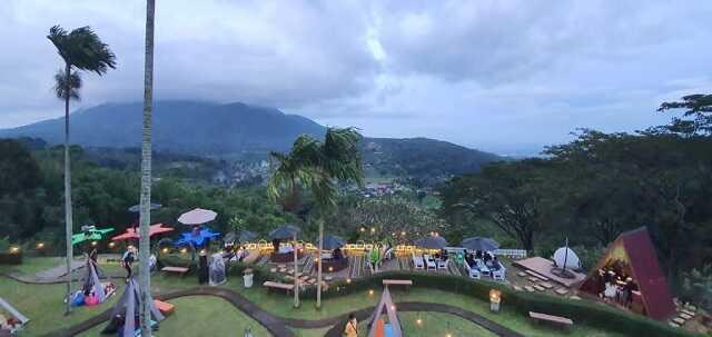 panorama jungle cafe trawas mojokerto