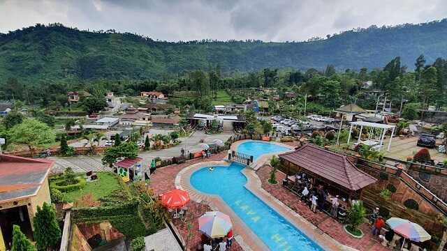 panorama lava hill resort bromo probolinggo